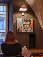 im Chocolate House, Rue du marché-aux-Herbes, Luxemburg-City, Luxemburg, Europa<br /> Chocolate House, Rue du marché-aux-Herbes, Luxembourg, Luxembourg City, Europe