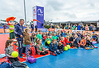 Rosmalen, Netherlands, 11 June, 2019, Tennis, Libema Open, Kidsday, press conference<br /> Photo: Henk Koster/tennisimages.com