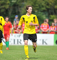 Sporting Menen - KV Oostende : Jasper Beyens<br /> foto VDB / Bart Vandenbroucke