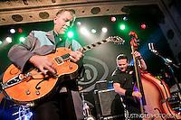 Live concert photo of Reverend Horton Heat @ Metro Chicago by http://www.justingillphoto.com