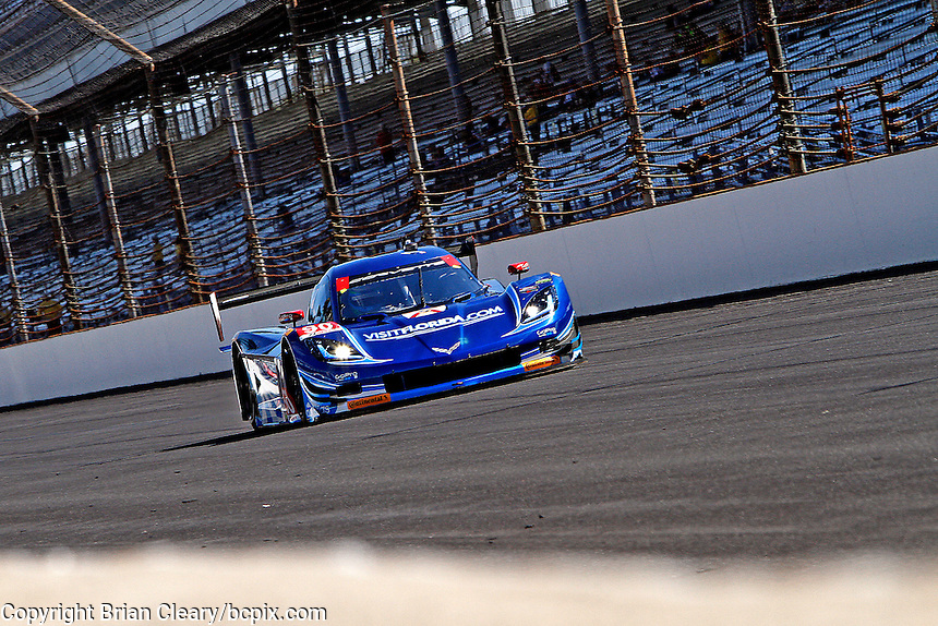 Brickyard Grand Prix, Indianapolis Motor Speedway, Indianapolis, Indiana, July 2014.  (Photo by Brian Cleary/www.bcpix.com)