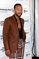 NEW YORK, NEW YORK - JUNE 10: John Legend at the 2021 Tribeca Festival Premiere of Legend Of The Underground at Brookfield Place on June 10, 2021 in New York City.  Credit: RW/MediaPunch