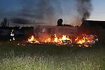 Caravan Fire Mornington