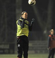 Belgium - Austria : Lore Vanschoenwinkel.foto DAVID CATRY / Vrouwenteam.be