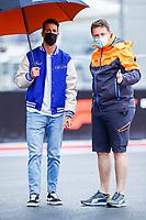 23rd September 2021; Sochi, Russia;  RICCIARDO Daniel aus, McLaren MCL35M,  during the Formula 1 VTB Russian Grand Prix 2021, 15th round of the 2021 FIA Formula One World Championship