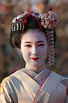 Japan, West Honshu, Kansai, Kyoto: Japanese Geisha | Japan, West-Honshu, Kansai, Kyoto: japanische Geisha