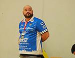 Deutschland - Sport<br /> Handball - Aufstiegsrunde zur 2. Bundesliga<br /> TuS Dansenberg (dan) - HSG Krefeld Niederrhein (kref) 24:21<br /> Trainer Maik PALLACH (HSG Krefeld Niederrhein)<br /> <br /> Foto © PIX-Sportfotos *** Foto ist honorarpflichtig! *** Auf Anfrage in hoeherer Qualitaet/Aufloesung. Belegexemplar erbeten. Veroeffentlichung ausschliesslich fuer journalistisch-publizistische Zwecke. For editorial use only.