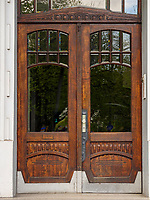 Haus Gründerzeitviertel, Curschmann Straße 37 in Hamburg-Hoheluft-Ost, Deutschland, Europa<br /> tenement early 20th c. , Curschmann St. 37 in Hamburg-Hoheluft-Ost, Germany, Europe