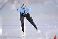 SPEEDSKATING: HEERENVEEN: 17-01-2021, IJsstadion Thialf,  ISU European Championships, Bart Swings, ©photo Martin de Jong
