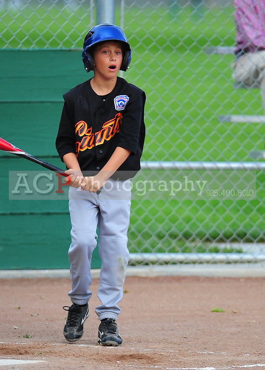 The AAA Giants at the Pleasanton Sports Park April 26, 2010. (Photo by AGP Photography)