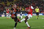Independiente Santa Fe igualó 1-1 ante Envigado. Fecha 2 Liga BetPlay I-2020.