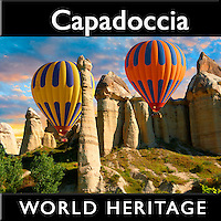 World Heritage Sites - Cappadocia  - Pictures, Images & Photos -