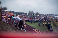 Jolanda Neff (SUI/Trek-Segafredo)<br /> <br /> Women's Elite race<br /> <br /> UCI 2019 Cyclocross World Championships<br /> Bogense / Denmark<br /> <br /> ©kramon