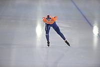 SPEEDSKATING: HEERENVEEN: 16-01-2021, IJsstadion Thialf, ISU European Speed Skating Championships, Irene Schouten (NED), ©photo Martin de Jong