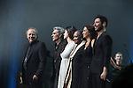 Concert contra l'Alzheimer.<br /> Joan Manuel Serrat, Silvia Perez Cruz, Barbara Hendricks, Noa & Miguel Poveda.