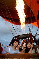 20120707 July 07 Hot Air Balloon Cairns
