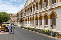 Dakar, Senegal.  Dakar Hospital.