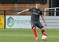 Alex Gilbert of Brentford in action during Bromley vs Brentford B, Friendly Match Football at Hayes Lane on 3rd October 2020