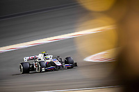 47 SCHUMACHER Mick (ger), Haas F1 Team VF-21 Ferrari, action during Formula 1 Gulf Air Bahrain Grand Prix 2021 from March 26 to 28, 2021 on the Bahrain International Circuit, in Sakhir, Bahrain <br /> 26/03/2021 <br /> Formula 1 Gp Bahrein <br /> Photo DPPI/Panoramic/Insidefoto <br /> Italy Only <br /> 26/03/2021 <br /> Formula 1 Gp Bahrein <br /> Photo DPPI/Panoramic/Insidefoto <br /> Italy Only