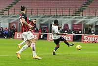 Milano 07-02-2021<br /> Stadio Giuseppe Meazza<br /> Serie A  Tim 2020/21<br /> Milan - Crotone nella foto:    Rebic 4  0                                                      <br /> Antonio Saia Kines Milano