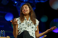 Pictured: Devi Sridhar.<br /> Re: Hay Festival at Hay on Wye, Powys, Wales, UK. Saturday 02 June 2018