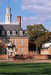 Governor's Palace horse drawn carriage Colonial Williamsburg Virginia,  Coach Williamsburg Virginia, Governor's palace, Colonial Williamsburg, Fine Art Photography by Ron Bennett, Fine Art, Fine Art photography, Art Photography, Copyright RonBennettPhotography.com ©