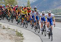 31st August 2020, Nice to Sisteron, France; Tour de France cycling tour, stage 3;  MARTIN Tony (GER) of TEAM JUMBO - VISMA, ALAPHILIPPE Julian (FRA) of DECEUNINCK - QUICK - STEP, DECLERCQ Tim (BEL) of DECEUNINCK - QUICK - STEP