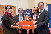 2017/01/10 Berlin | Kirchentag | Privaquartier-Kampagne | Ham' Se noch wat frei?