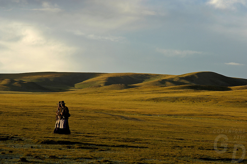 OPEN SPACE, at 4500 meters near Naqu, the place where the Horse Racing festival is held