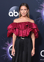 LOS ANGELES, CA - NOVEMBER 24:  Renee Bargh at the 2019 American Music Awards at the Microsoft Theater on November 24, 2019 in Los Angeles, California. (Photo by Frank Micelotta/PictureGroup)