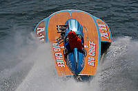 """A-11 """"Big Chief"""" (2.5 Litre Mod class Lauterbach hydroplane)"""