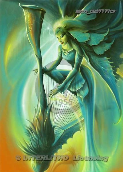 Alfredo, MODERN, Fantasy, paintings, BRTOCH37777CP,#N# illustrations, pinturas
