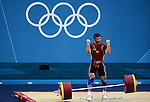2012 LONDON OLYMPICS WEIGHTLIFTING