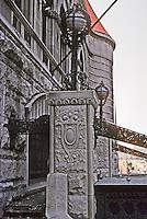 St. Louis: Union Station, 1896. Theodore C. Link, Architect. Photo '77.