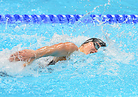 August 02, 2012..Ranomi Kromowidjojo competes in Women's 100m Freestyle Final at the Aquatics Center on day six of 2012 Olympic Games in London, United Kingdom.