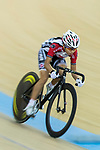 Yeung Cho Yiu of the SCAA competes in Women Junior - Sprint Qualifying during the Hong Kong Track Cycling National Championship 2017 on 25 March 2017 at Hong Kong Velodrome, in Hong Kong, China. Photo by Chris Wong / Power Sport Images