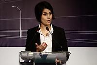 20.08.2018 - Manuela D'Ávila - Forúm Abdib com presidênciáveis em SP