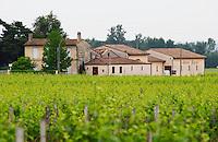 Chateau La Grave Figeac Saint Emilion Bordeaux Gironde Aquitaine France