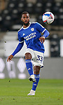 28.10.20 - Derby County v Cardiff City - Sky Bet Championship - Junior Hoilett of Cardiff