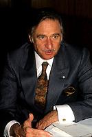 Philippe De Gaspe-Beaubien vers 1990<br /> <br /> (date exacte inconnue)<br /> <br /> PHOTO D'ARCHIVE : Agence Quebec Presse