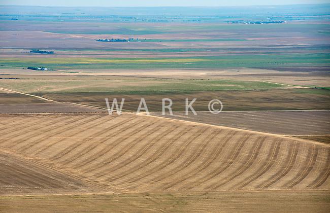 Farmland eastern Colorado. Aug 2013.