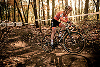 Denise Betsema (NED/Pauwels Sauzen-Bingoal)<br /> <br /> UEC Cyclocross European Championships 2020 - 's-Hertogenbosch (NED)<br /> <br /> Elite Women's Race<br /> <br /> ©kramon