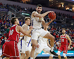 South Dakota vs Purdue Ft. Wayne - The Summit League Basketball Tournament