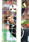 Sevilla FC's Sergio Rico during Supercup of Spain 2nd match.August 17,2016. (ALTERPHOTOS/Acero)