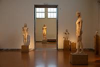 Athens archeological museum  Kouros   Sala dei kouros