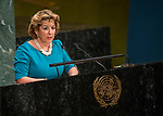 GA 72<br /> High-level meeting of the General Assembly on the appraisal of the United Nations Global Plan of Action to Combat Trafficking in Persons<br /> 25th plenary meeting<br /> <br /> IRELAND