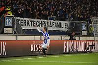 VOETBAL: HEERENVEEN: 29-11- 2019, Abe Lenstra Stadion, SC Heerenveen - Vitesse, uitslag 3-2, ©foto Martin de Jong