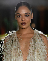 25 September 2021 - Los Angeles, California - Tessa Thompson. Academy Museum of Motion Pictures Opening Gala held at the Academy Museum of Motion Pictures on Wishire Boulevard. Photo Credit: Billy Bennight/AdMedia