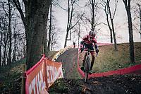 Pim Ronhaar (NED/Pauwels Sauzen-Bingoal)<br /> <br /> UCI Cyclocross World Cup Namur 2020 (BEL)<br /> <br /> ©kramon