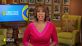 """Pictured in this screen capture: Host Gayle King during """"CBS This Morning"""" aired on April 13, 2020 (Photo by: CBS via ON-SITEFOTOS)"""